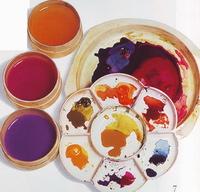 Выбор красок.