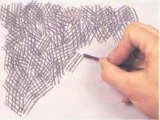 Вугільні олівці та стрижні. - уроки малювання