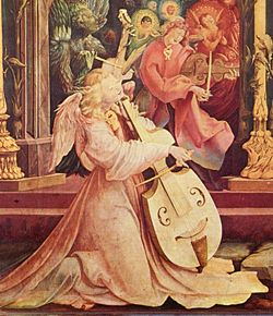 М. Грюневальд. Изенгеймский алтарь. 1506—1515
