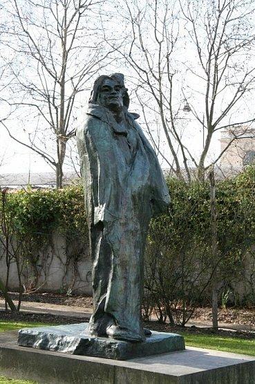 Огюст Роден Памятник Бальзаку